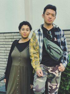 Photo: Alys Grey and Matthew Li