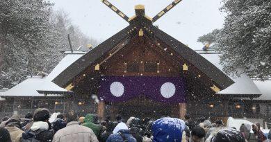 Hokkaido-jingu Shrine Photo: Rhema Baquero