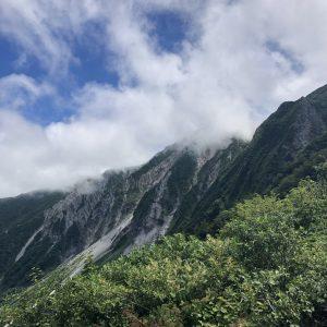 August - Climbing Mt. Daisen