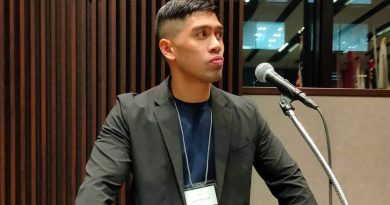 Carlo Marasigan, present head of JETAA-Philippines