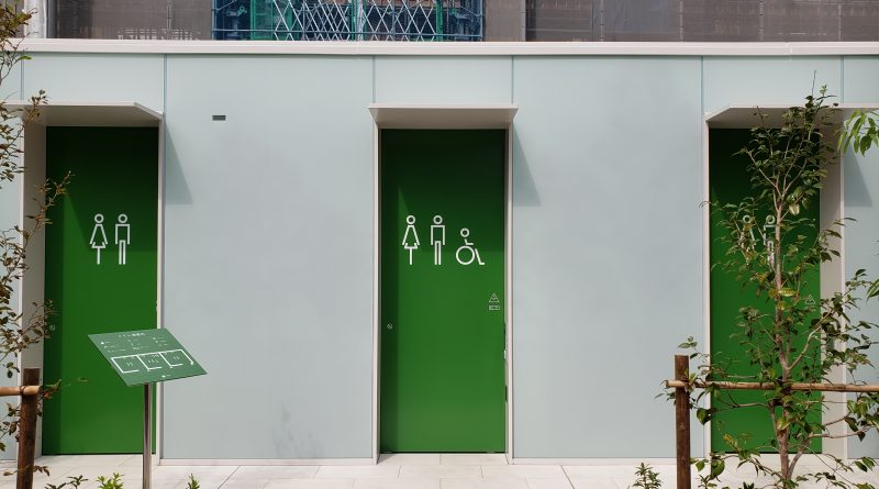 The Tokyo Toilet Project