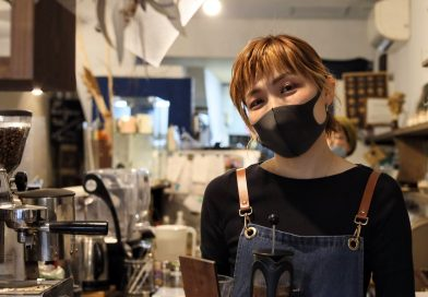 Documenting the Essential Workers of COVID-Era Japan